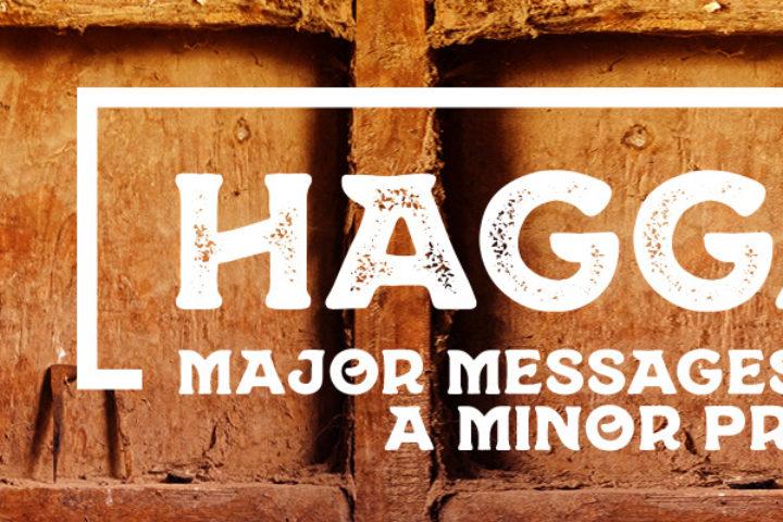 Haggai Banner