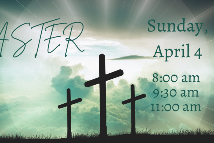 Ivy Creek Baptist Easter 2021